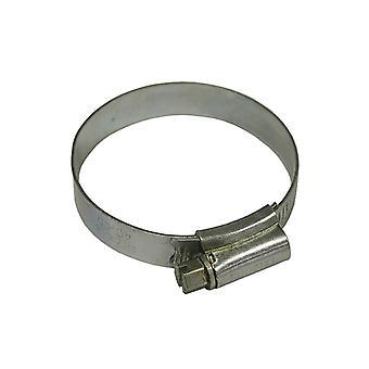 Faithfull 2A Hose Clip - Zinc MSZP 35 - 50mm FAIHC2AB