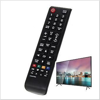 Smart Remote Control Replaceme For  Smart Tv Television -universal Remote Control (black)
