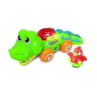 Vtech 510703 ZoomiZoos Alligator Play Lelu