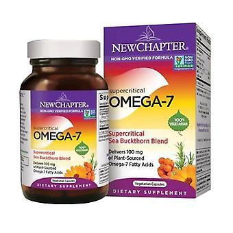 New Chapter Supercritical Omega 7, 30 Veg Caps