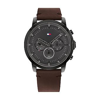 Montre Homme  Tommy Hilfiger 1791799 Cuir