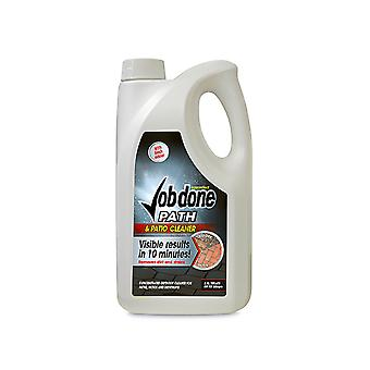 Job Done Path & Patio Cleaner 2.5L 86600266