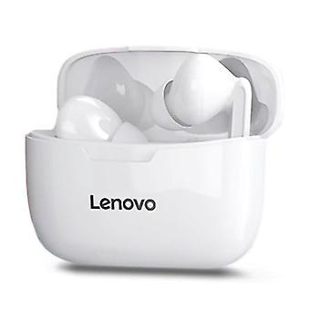 Langattomat Lenovo XT90 -kuulokkeet - True Touch Control TWS -kuulokkeet Bluetooth 5.0 Langattomat silmut Kuulokkeet Kuulokkeet Valkoinen