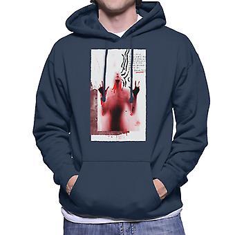 Psycho Norman Bates Guest Note Men's Hooded Sweatshirt