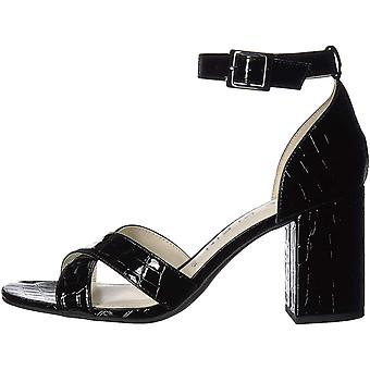 Anne Klein Naiset ' s mardelle korko sandaalit