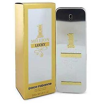 1 Million Lucky By Paco Rabanne Eau De Toilette Spray 6.8 Oz (men) V728-550350