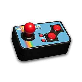 Thumbs up retro games controller