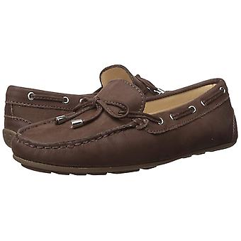 Driver Club USA Women's Shoes Nantucket 2 Leather Closed Toe Loafers