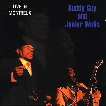 Guy/Wells - Live in Montreux [CD] USA import