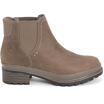 Muck Boots Womens/Ladies Leather Chelsea Boots
