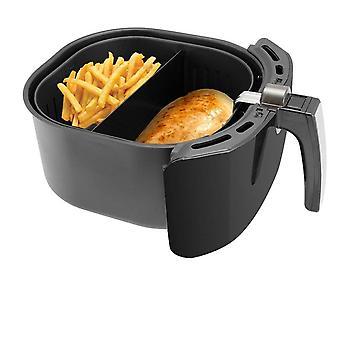 I cestini compatibili con il divisore di cottura della friggitrice d'aria mantengono il cibo separato