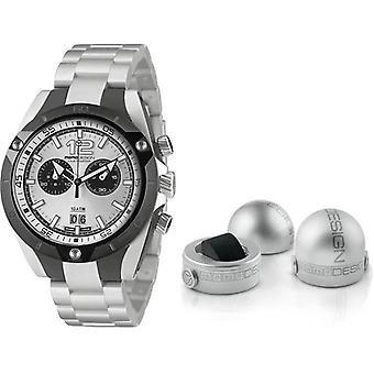 Momo design watch dive master chrono md282sb-40