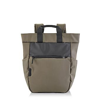Crumpler Art Collective 15 pouces Tote Backpack fossile 24 L
