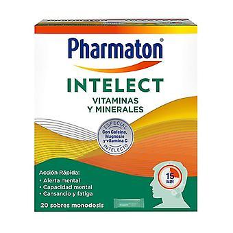 Pharmaton Intelect 20 envelopes