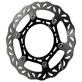 Armstrong Off Road oversize Floating Wavy Front Brake Disc - #378
