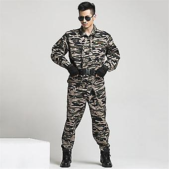 Uniforme militaire Tactique Camouflage Combat Special Forces Soldier Training