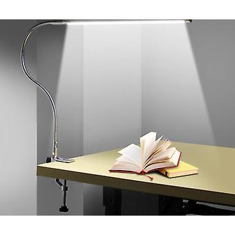 Lampe de table long bras 48 Leds Clip Mounted Office Led Desk Lamp Usb Light