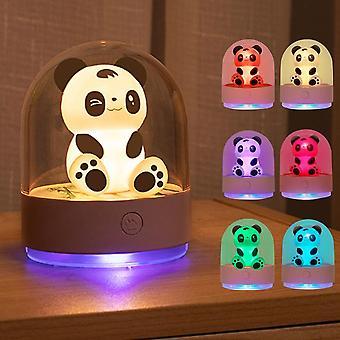 Chargeur sans fil Blanc 5v 2a Adaptateur Touch Control Led Desk Lamp
