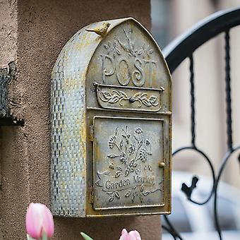 Outdoor-Wand Vintage Metall Post Box