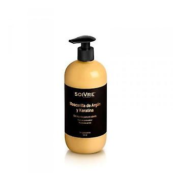 Soivre Mask Argan-Keratin (Health & Beauty , Personal Care , Cosmetics , Cosmetic Sets)