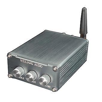 Breeze Audio DP4 bluetooth 4.2 NE5532 2x15W Bass Treble Class D HIFI Lossless Amplifier with bluetoo