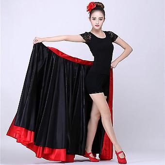 Dancing Cloth Red Black With Hook Loop