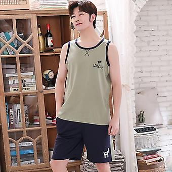 Short Pants Pajamas Sets For Male