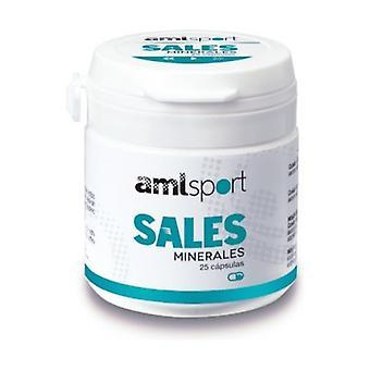 Mineral Salts 25 tablets