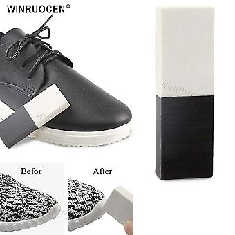 Rubber Block Cleaning Suede Sheepskin Matte Leather Fabric Care Shoe Eraser