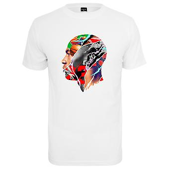 Mister Tee Graphic Shirt - LEGEND HEAD White