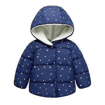 Herbst Winterjacke für Mantel warm Kapuzen Oberbekleidung
