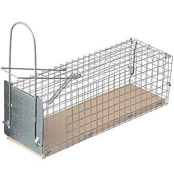 Nature Rat Live Trap 27.5 x 9.5 x 9.5 cm 6060105