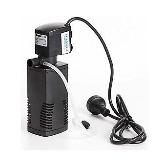 600L H 8W 1M akvaario upotettava suodatin lampi pumppu