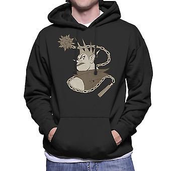 Pixar Onward Dewdrop Pixie Dusters Men's Hooded Sweatshirt