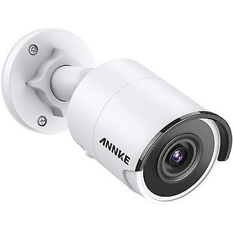 HanFei C800 4K PoE berwachungskamera Auen Innen, Ultra HD 8MP IP Kamera fr Videoberwachung Set, H.265