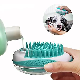 Pet Dog Bath Brush Comb Silicone SPA Shampooing Massage Brush Douche Hair Removal Comb For Dogs Cats Cleaning Grooming Tool Pet Dog Brush Silicone SPA Massage Brush Shower Hair Removal Comb For Dogs Cats Cleaning Grooming Tool Pet Dog Brush Brushe Brushe Brush