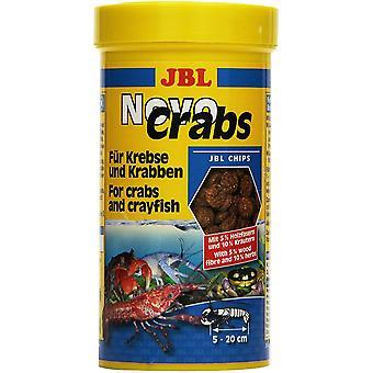 NovoCrabs 30272 Alleinfutter für Krebse, Tabletten 250 ml