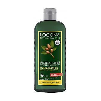Argan restructuring shampoo 250 ml