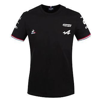 2021 Alpine Team Tee (Black)