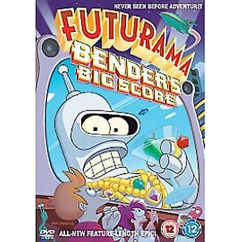 Futurama - Benders Big Score DVD