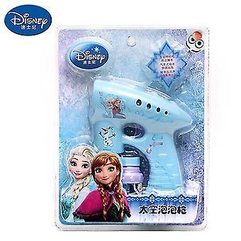 Frozen Elsa Anna Snow Cartoon Bubbles Machine Disney Cars Outdoor Fun Maker