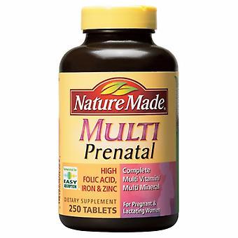 Nature Made Multi Prenatal, 250 Tabs