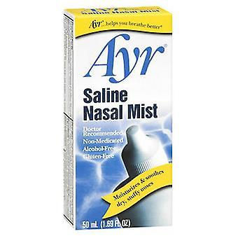 Ayr Ayr Saline Nasal Mist, 50 ml
