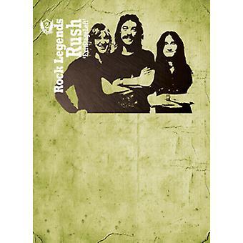 Rush Exit Stage Left DVD (2008) Rush cert E Regio 2