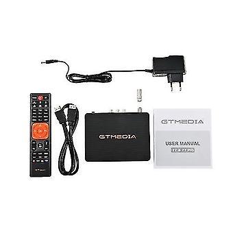 أجهزة التحكم عن بعد gtmedia tt برو dvb-t/t2/c جهاز فك التشفير إشارة جهاز استقبال التحكم عن بعد h.265 كامل HD 1080p استقبال التلفزيون