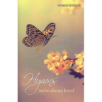 Psalmer vi alltid älskat - Ord reviderade