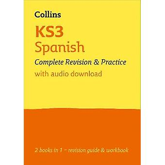 KS3 Spanish All-in-One Complete Revision and Practice