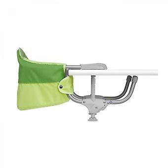 Bekväm lunch grön stol