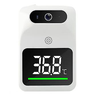 Infrared Thermometer Wall Mounted Non Contact Digital Forehead Thermometer