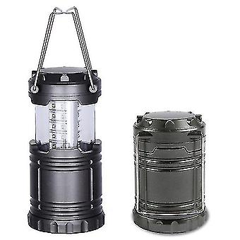 Camping lights lanterns portable camping bright collapsible 30 led lightweight camping lanterns tent light for hiking